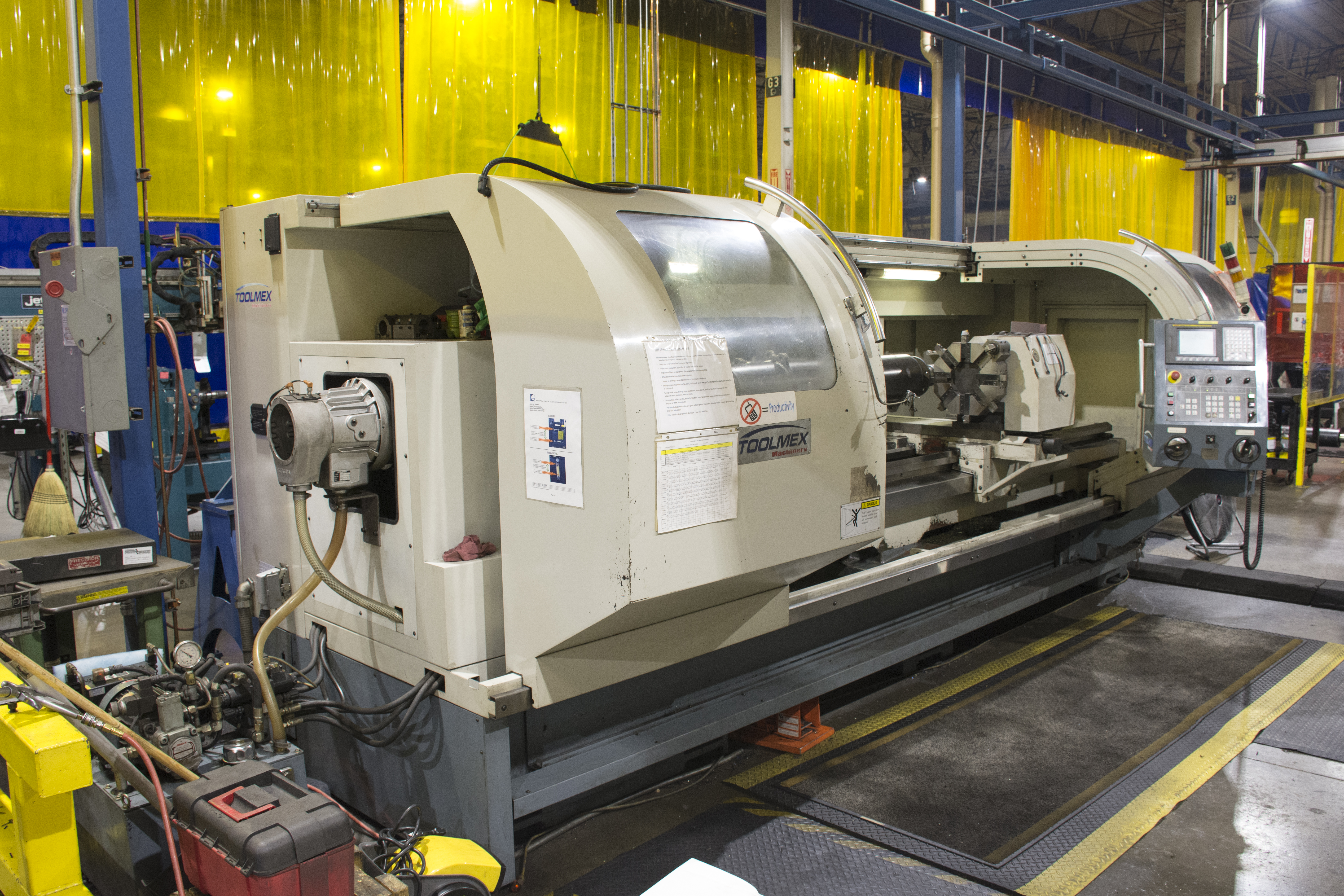 Lathes Are Essential Machining Technology