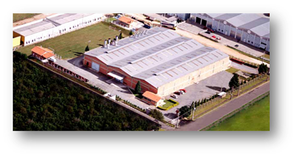 Aerial Photo Of Brazil Plant