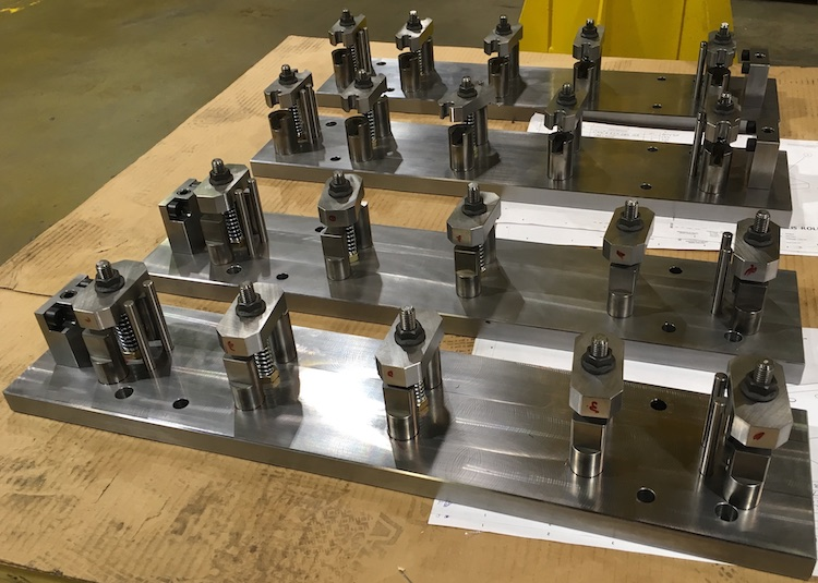Dynamic Fixturing and Workholding at Allis Roller