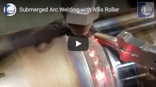 Submerged Arc Welding – Video